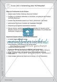 Portfolio im Mathematikunterricht - Blankovorlage Preview 4