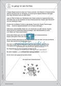 Portfolio im Mathematikunterricht - Blankovorlage Preview 6