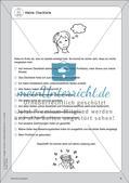 Portfolio im Mathematikunterricht - Blankovorlage Preview 8