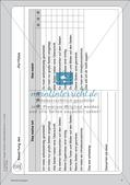 Portfolio im Mathematikunterricht - Blankovorlage Preview 9