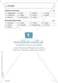 Portfolio im Mathematikunterricht - Einmaleins Preview 11