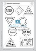 Portfolio im Mathematikunterricht - Flächen- und Körperformen Preview 15