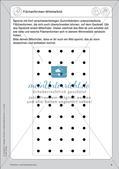 Portfolio im Mathematikunterricht - Flächen- und Körperformen Preview 8