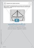 Portfolio im Mathematikunterricht - Symmetrie Preview 8