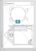Portfolio im Mathematikunterricht - Die Uhr Preview 10
