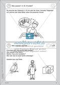 Portfolio im Mathematikunterricht - Die Uhr Preview 6