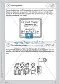 Portfolio im Mathematikunterricht - Die Uhr Preview 8