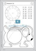 Portfolio im Mathematikunterricht - Die Uhr Preview 9