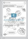 Portfolio im Mathematikunterricht - Unser Geld Preview 8