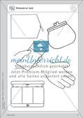 Portfolio im Mathematikunterricht - Unser Geld Preview 9