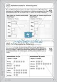 Portfolio im Mathematikunterricht - Ich in Zahlen Preview 11