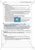 Stoffe und ihre Eigenschaften: Löslichkeiten, Verhalten bei Erhitzen, Dichte Preview 21