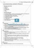 Stoffe und ihre Eigenschaften: Löslichkeiten, Verhalten bei Erhitzen, Dichte Preview 23