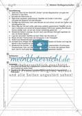 Stoffe und ihre Eigenschaften: Löslichkeiten, Verhalten bei Erhitzen, Dichte Preview 25