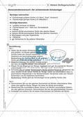 Stoffe und ihre Eigenschaften: Löslichkeiten, Verhalten bei Erhitzen, Dichte Preview 33
