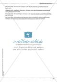 Stoffe und ihre Eigenschaften: Löslichkeiten, Verhalten bei Erhitzen, Dichte Preview 39