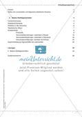 Stoffe und ihre Eigenschaften: Löslichkeiten, Verhalten bei Erhitzen, Dichte Preview 3