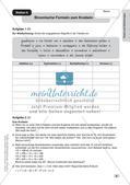 Mathe an Stationen: Terme und Gleichungen Preview 10