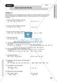 Mathe an Stationen: Terme und Gleichungen Preview 11