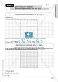 Mathe an Stationen: Terme und Gleichungen Preview 6