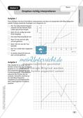 Mathe an Stationen: Lineare Funktionen Preview 7