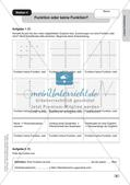 Mathe an Stationen: Lineare Funktionen Preview 8