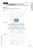 Mathe an Stationen: Prismen Preview 10