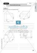 Mathe an Stationen: Prismen Preview 14
