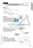 Mathe an Stationen: Punkte und Linien im Dreieck Preview 12