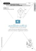Mathe an Stationen: Punkte und Linien im Dreieck Preview 16