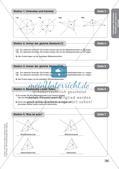 Mathe an Stationen: Punkte und Linien im Dreieck Preview 17