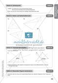 Mathe an Stationen: Punkte und Linien im Dreieck Preview 18