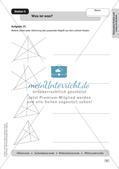 Mathe an Stationen: Punkte und Linien im Dreieck Preview 9