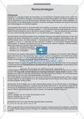 Ablösung des zählenden Rechnens: Rechenstrategien Preview 3