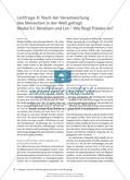 Abraham und Lot - Wie fängt Frieden an? Preview 1