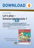 Vokabelspiele - Schwierigkeitsstufe 1 Preview 1