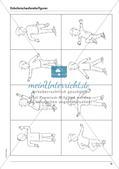 Unterrichtseinheit zu Körperwahrnehmung und Bewegung Preview 14