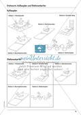 Unterrichtseinheit zu Körperwahrnehmung und Bewegung Preview 16
