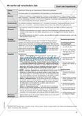 Unterrichtseinheit zu Körperwahrnehmung und Bewegung Preview 19
