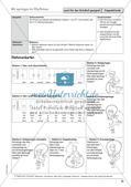 Unterrichtseinheit zu Körperwahrnehmung und Bewegung Preview 25