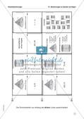 Mathe-Dominos Geometrie: Kreisberechnung, Körperberechnung (differenziert) Preview 13
