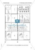 Mathe-Dominos Geometrie: Kreisberechnung, Körperberechnung (differenziert) Preview 17