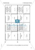 Mathe-Dominos Geometrie: Kreisberechnung, Körperberechnung (differenziert) Preview 20