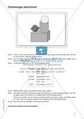 Mathe-Aufgaben aus dem Alltag: Farbmengen berechnen Preview 3
