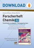 Forscherheft: Fachinhalte und Fachsprache erarbeiten Preview 1