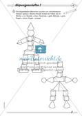 Geometrische Körper: Differenzierte Übungsmaterialien Preview 10
