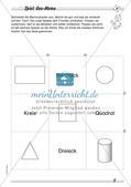 Geometrische Körper: Differenzierte Übungsmaterialien Preview 13