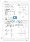 Geometrische Körper: Differenzierte Übungsmaterialien Preview 19