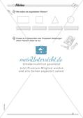 Geometrische Körper: Differenzierte Übungsmaterialien Preview 3