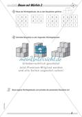Geometrische Körper: Differenzierte Übungsmaterialien Preview 8